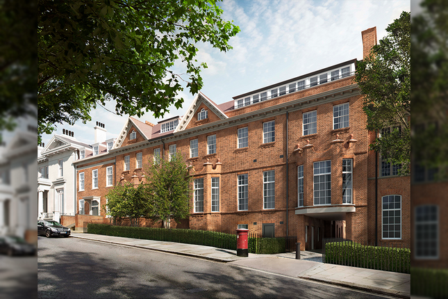 Thumbnail Flat for sale in Kidderpore Avenue, Hampstead