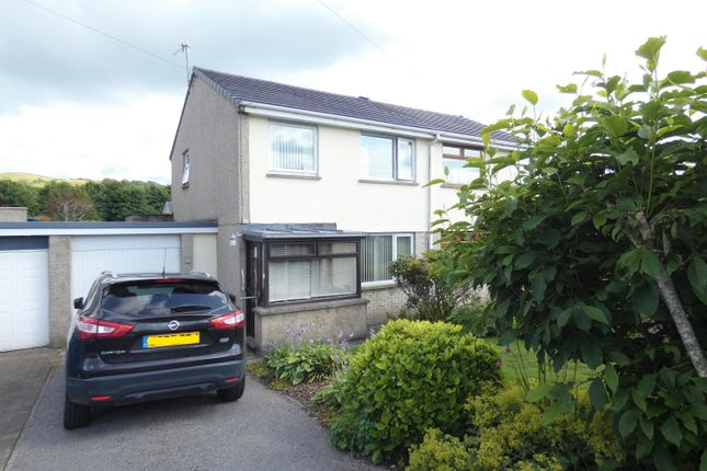 3 bed semi-detached house for sale in Scafell Drive, Kendal LA9