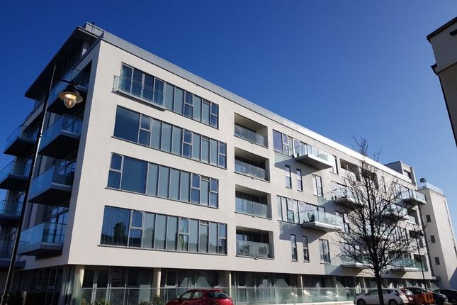 Thumbnail Flat to rent in Discovery Road, Plymouth