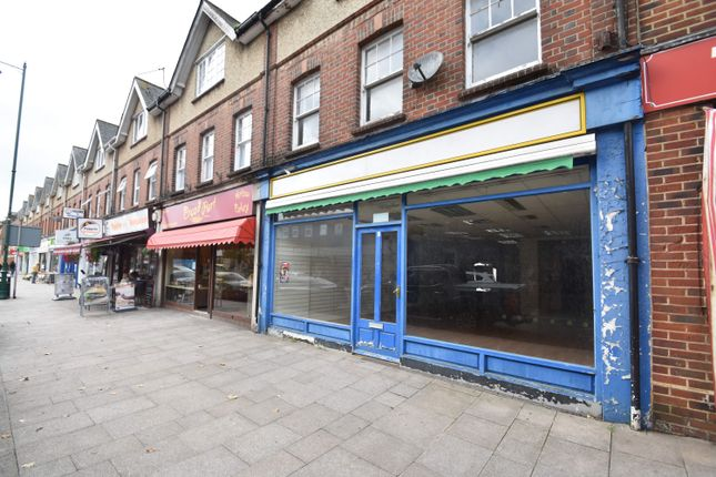 Thumbnail Retail premises to let in 102 Station Road, New Milton