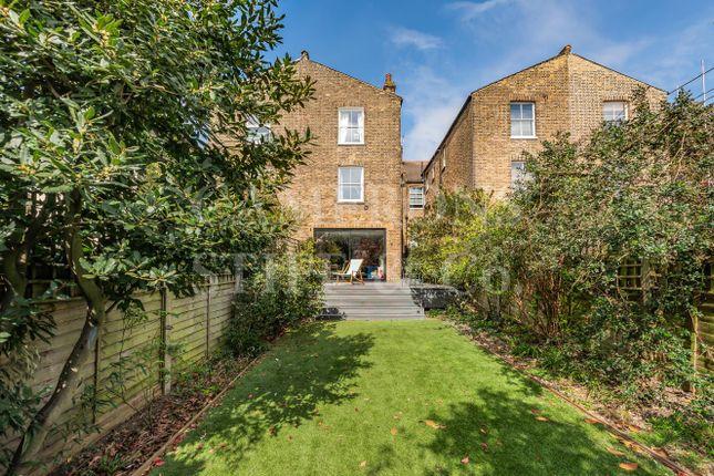 Thumbnail Terraced house for sale in Okehampton Road, London