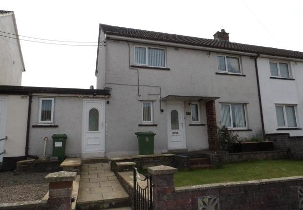 Thumbnail Semi-detached house for sale in Clifton Lodge, Great Clifton, Workington