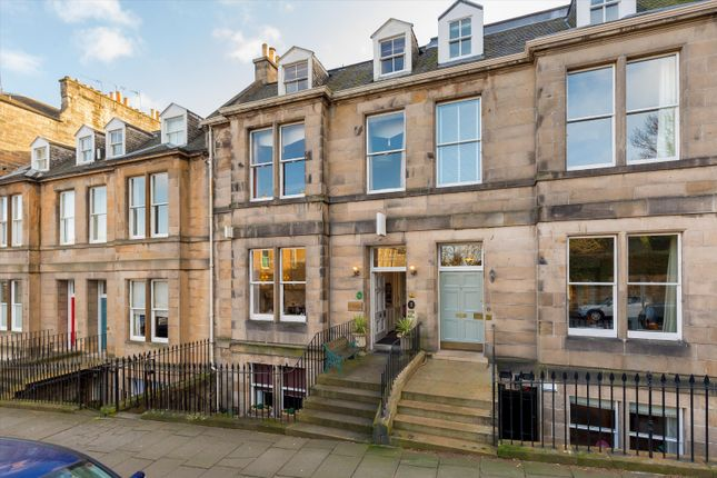 Terraced house for sale in Inverleith Terrace, Edinburgh, Midlothian
