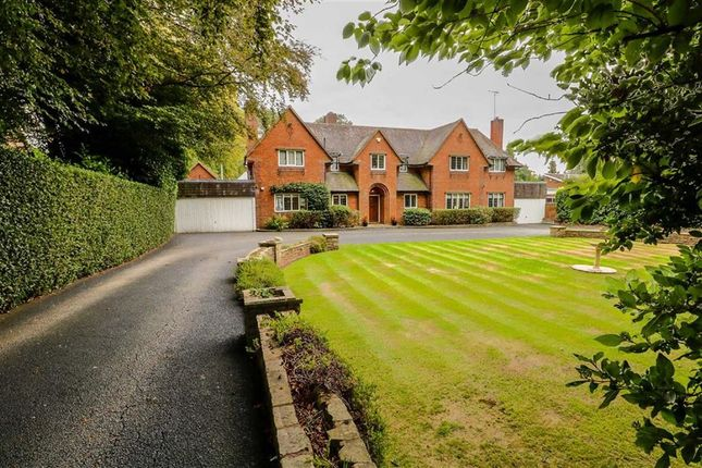 Thumbnail Detached house for sale in Ladywood Road, Four Oaks, Sutton Coldfield
