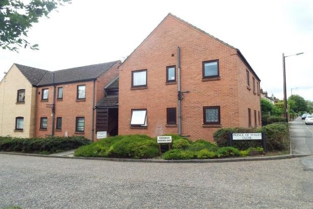 1 bed flat to rent in Prince Of Wales Close, Bury St. Edmunds