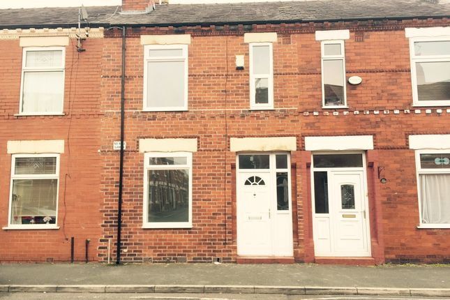 Thumbnail Terraced house to rent in Station Road, Eccles