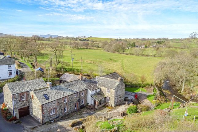 Thumbnail Detached house for sale in Sparket Mill, Hutton John, Penrith, Cumbria