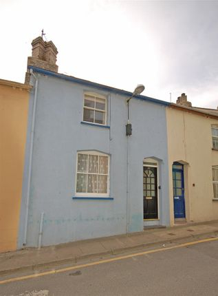 Thumbnail Terraced house for sale in Grays Inn Road, Aberystwyth