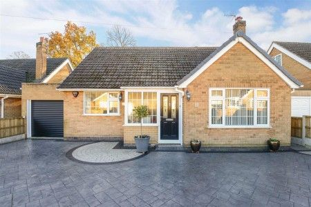 Thumbnail Detached house for sale in Shirley Park, Aston-On-Trent, Derby
