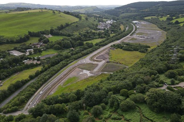 Thumbnail Land for sale in Service Development Sites, Coed Ely, Tonyrefail