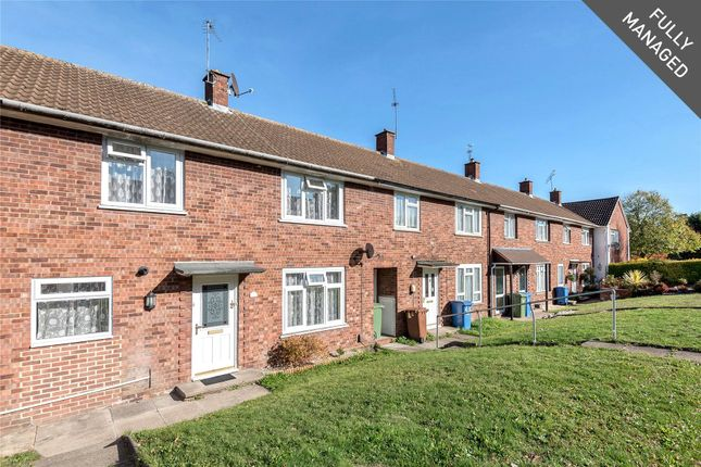 Thumbnail Terraced house to rent in South Lynn Crescent, Easthampstead, Bracknell, Berkshire