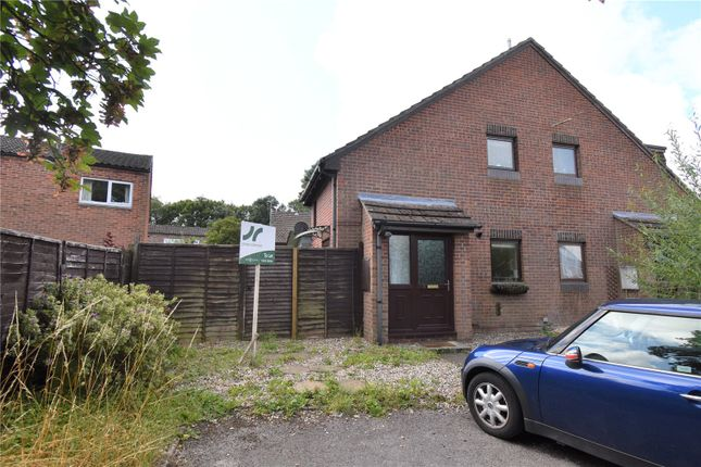 1 bed detached house to rent in Robertson Close, Newbury, Berkshire RG14