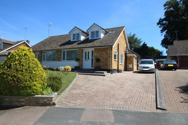 Thumbnail Semi-detached house for sale in St Annes Close, Coggeshall