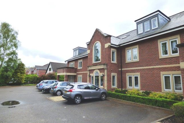 Thumbnail Flat to rent in The Greens, Hale Barns