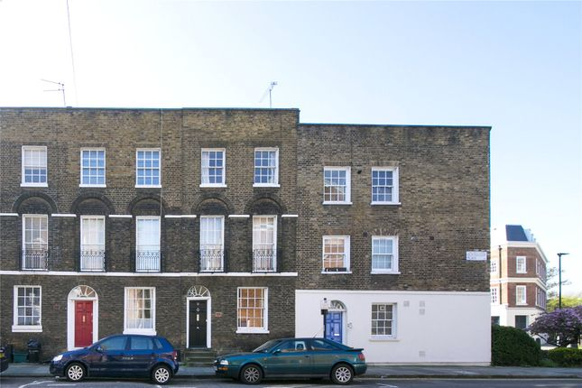 Thumbnail Terraced house for sale in Cloudesley Place, London