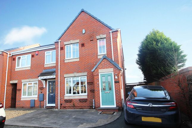 Thumbnail Terraced house for sale in Tyburn Road, Birmingham, West Midlands