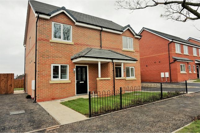 2 bed semi-detached house to rent in Windermere Road, Manchester