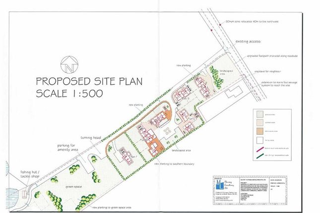Thumbnail Land for sale in Kirkham Road, Freckleton, Preston