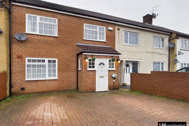 3 bed terraced house for sale in Micklefield Way, Borehamwood WD6