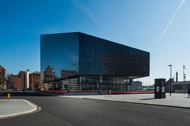 Thumbnail Property to rent in Mann Island, 15 Mann Island, Liverpool