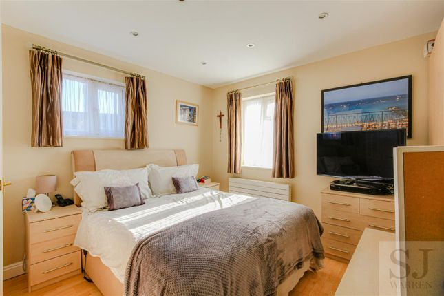 Bedroom One of Hester Place, Burnham-On-Crouch CM0