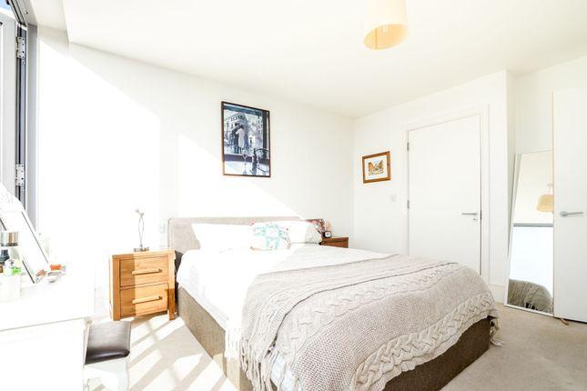 Bedroom of Highbury Stadium Square, London N5