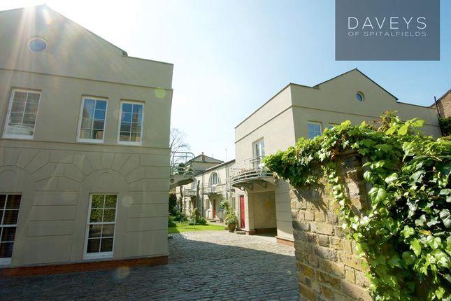 Thumbnail Property for sale in Hawksmoor Mews, London