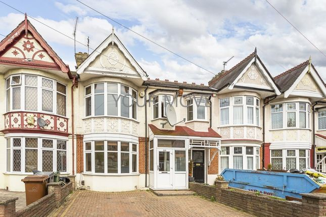 Thumbnail Terraced house to rent in Nelson Road, Chingford, London