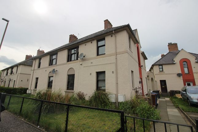 Thumbnail Flat for sale in Woodburn Road, Dalkeith, Midlothian