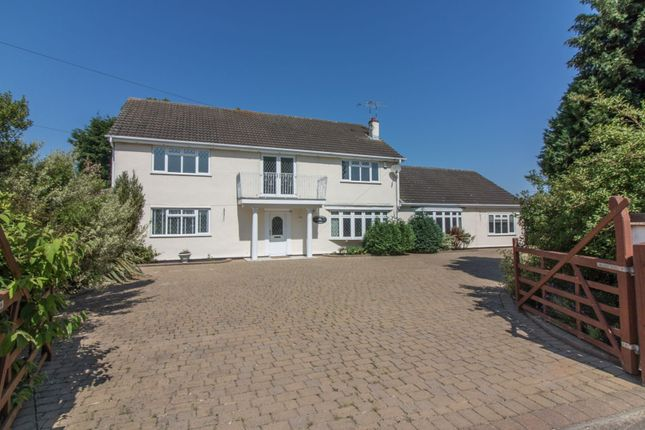 Thumbnail Detached house for sale in Cosby Road, Broughton Astley