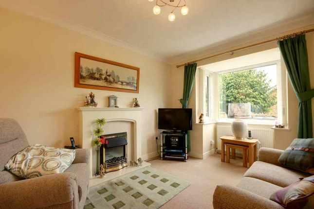 Thumbnail Semi-detached bungalow for sale in Wold View, South Cave, Brough