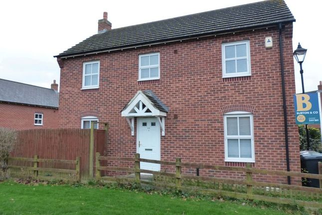 Thumbnail Detached house for sale in Oak Tree Drive, Witham St. Hughs, Lincoln