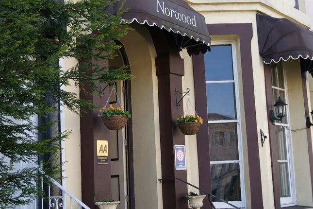 Thumbnail Hotel/guest house for sale in Elegant 11 Bedroom Guest House TQ2, Devon