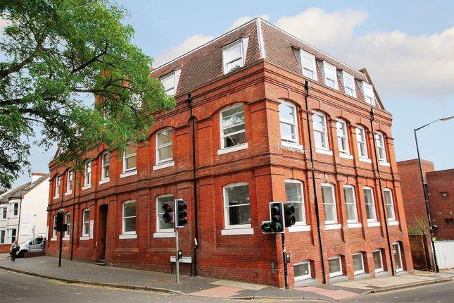 Thumbnail Flat to rent in Saxon House, Upper Marlborough Road, St. Albans