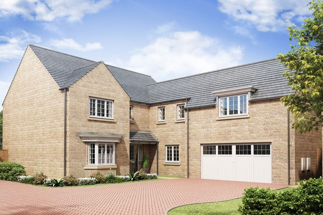 """Thumbnail Detached house for sale in """"The Abingdon"""" at Barnsley Road, Newmillerdam, Wakefield"""