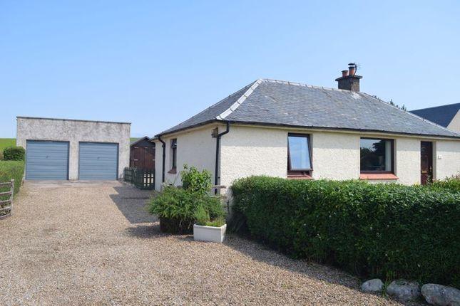 Thumbnail Detached bungalow for sale in Mordington Holdings, Mordington Clappers, Berwick-Upon-Tweed