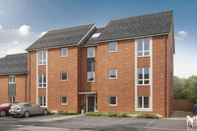 Thumbnail Flat for sale in Langford Mills, Norton Fitzwarren, Taunton