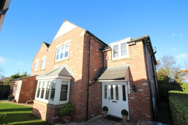 Thumbnail Detached house for sale in Chesterfield Road, Chesterfield