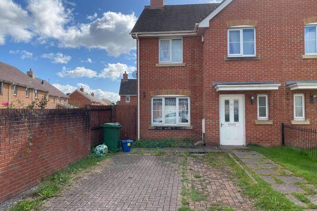 Thumbnail Property to rent in Trebanog Crescent, Rumney, Cardiff