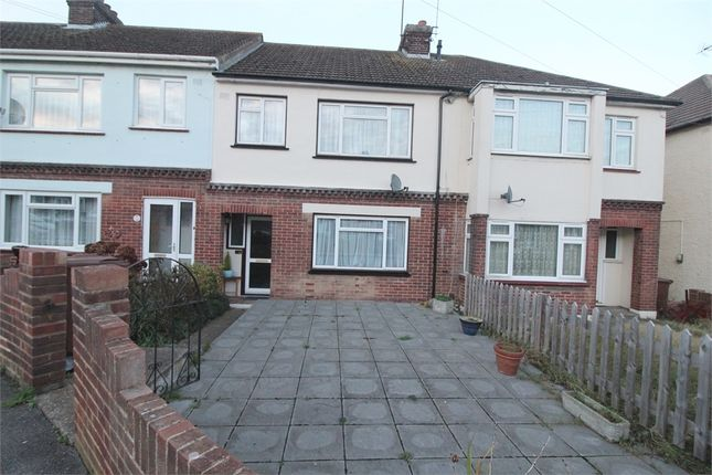 Thumbnail Terraced house for sale in Elmfield, Gillingham, Kent.