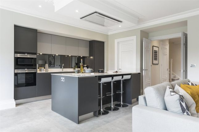 Thumbnail Semi-detached house for sale in Oatlands Drive, Weybridge, Surrey