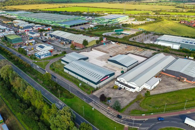 Light industrial to let in Bridgwater, Somerset