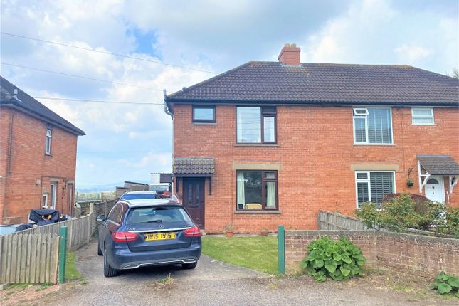 Semi-detached house to rent in Borough Post, North Curry, Taunton