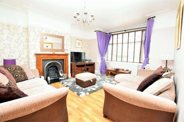 Thumbnail Terraced house for sale in Birchfield Road, Abington, Northampton