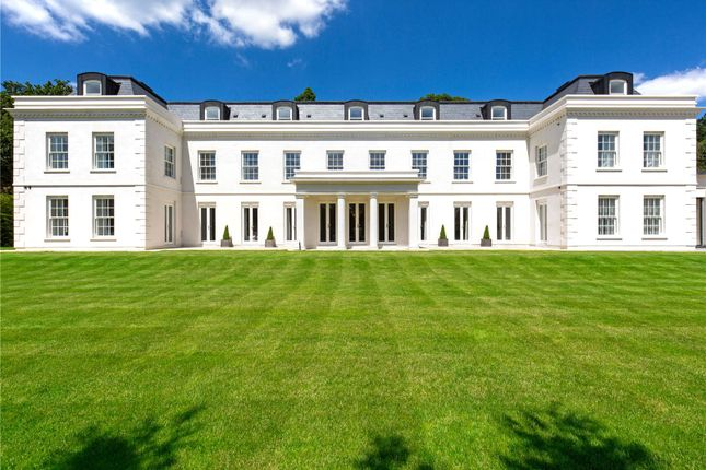 Detached house for sale in Woodlands Road West, Virginia Water, Surrey