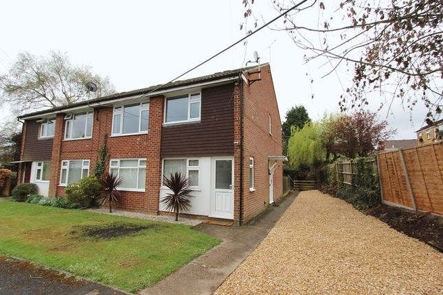 Thumbnail Maisonette to rent in Melbourne Gardens, Hedge End, Southampton