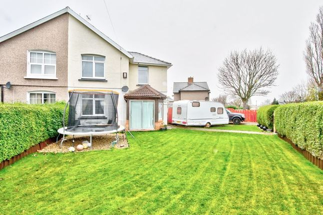 3 bed semi-detached house for sale in Sycamore Crescent, Eston, Middlesbrough TS6