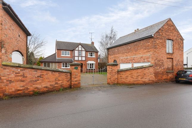 Thumbnail Detached house for sale in School Lane, Wrexham, Wrexham
