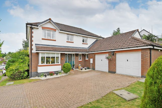 4 bed detached house for sale in The Paddock, Ashfurlong Park, Dore S17