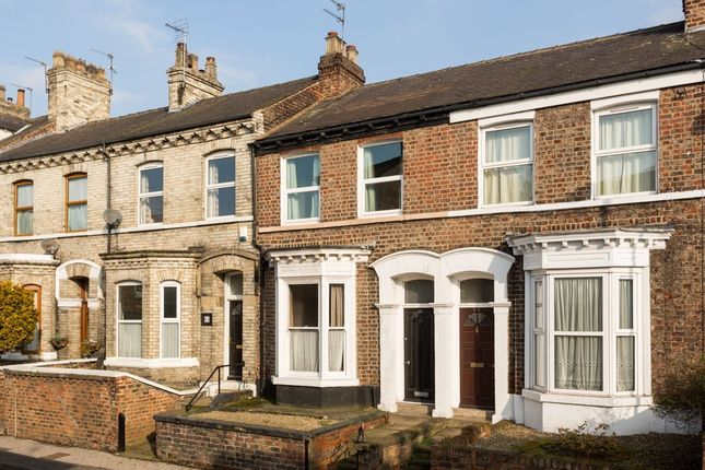 2 bed terraced house for sale in Nunnery Lane, York